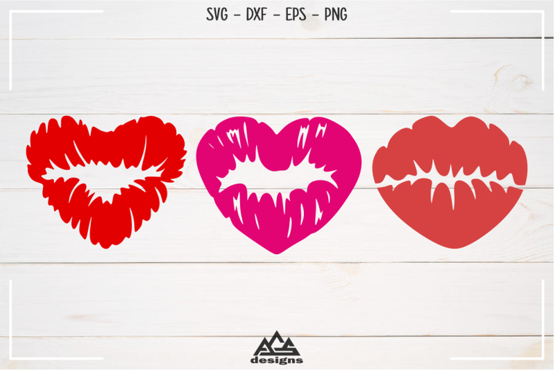 sexy-love-heart-lips-svg-design