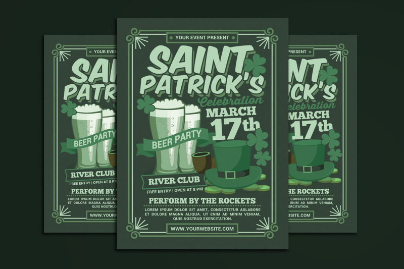 st-patricks-day-beer-party-celebration