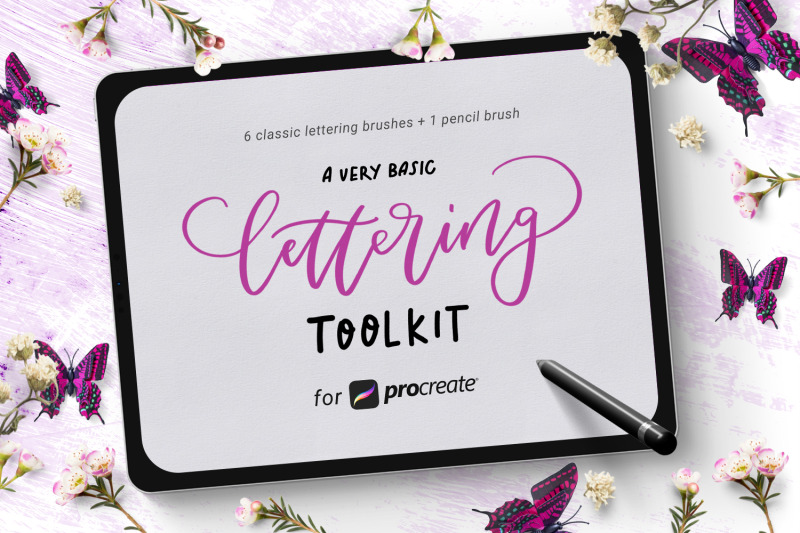 basic-lettering-toolkit-for-procreate