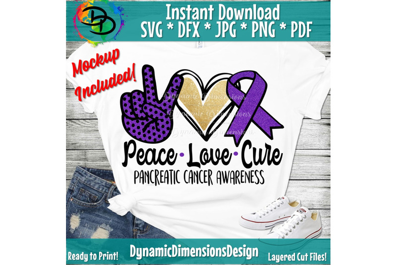 peace-love-cure-pancreatic-cancer-awareness