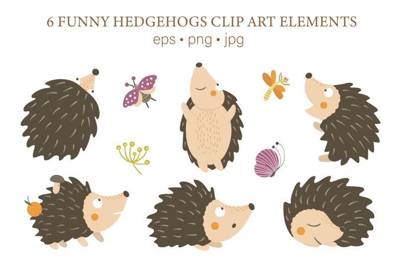 funny-hedgehogs