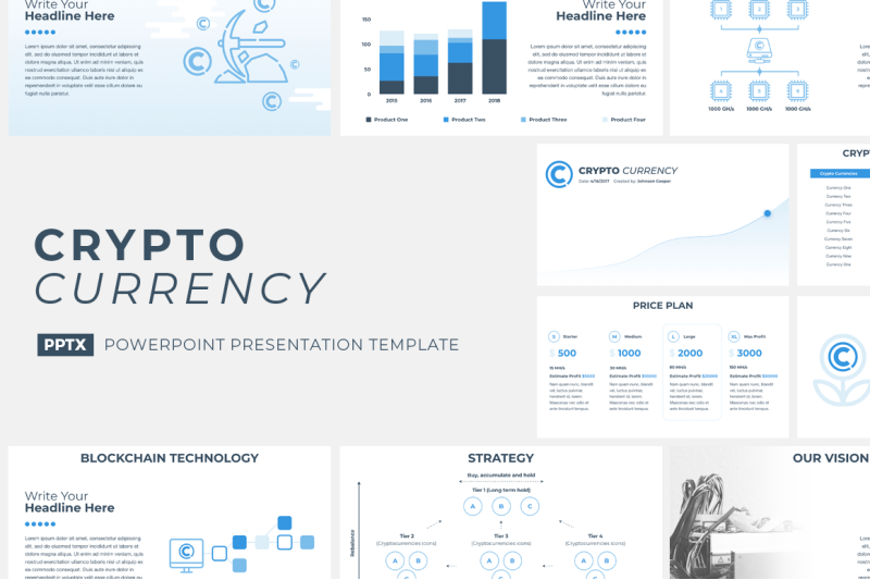 cryptocurrency-powerpoint-template