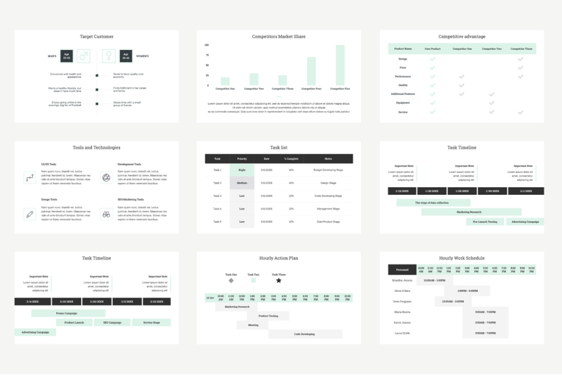 project-management-report-powerpoint-template