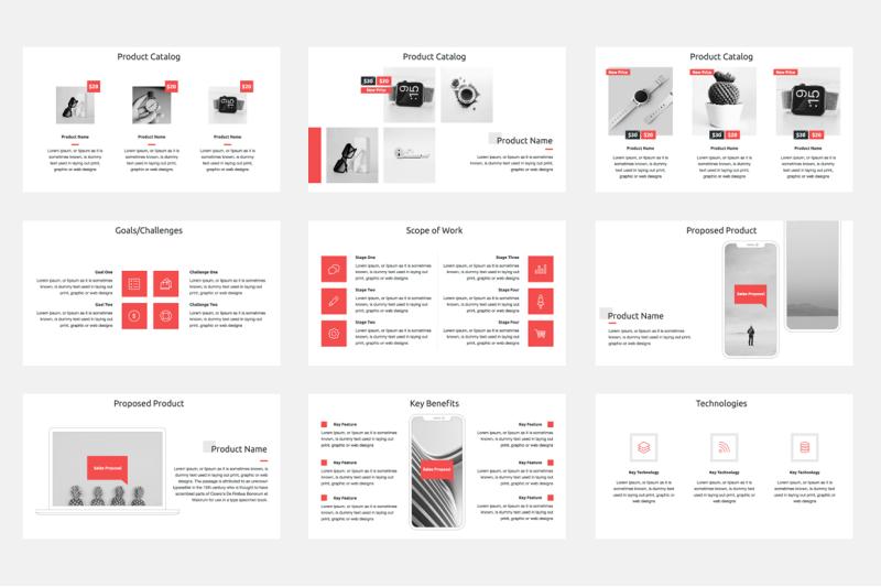 sales-proposal-keynote-template