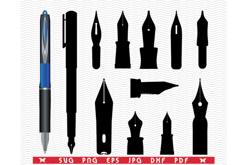 svg-ink-pen-black-silhouettes-digital-clipart