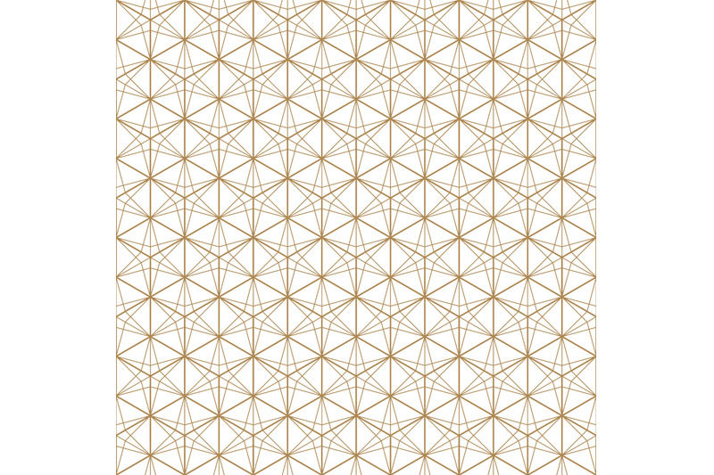 seamless-japanese-pattern-shoji-kumiko-in-golden-diamonds-grid