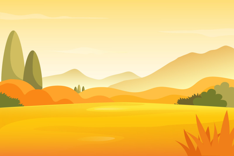 autumn-meadow-landscape-with-mountains-background