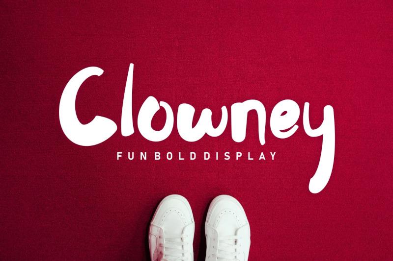 clowney-fun-bold-display