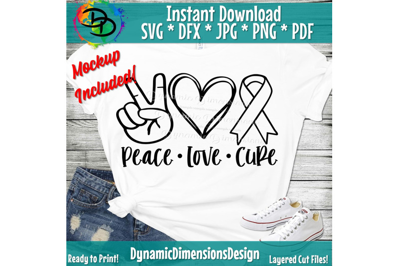 peace-love-cure-svg-awareness-ribbon-svg-cancer-ribbon-cancer-svg