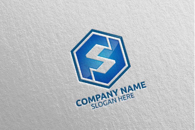 letter-s-f-fs-logo-design-7