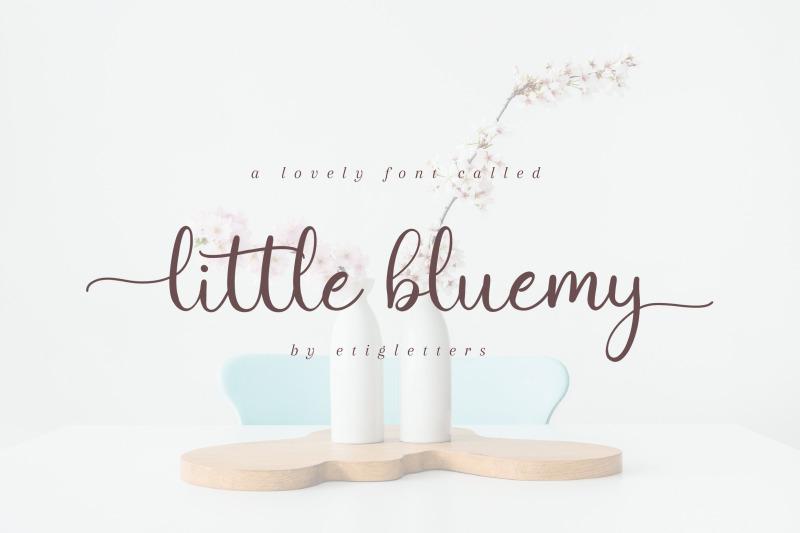 little-bluemy