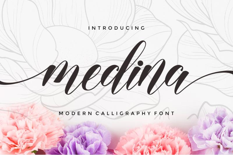 medina-script