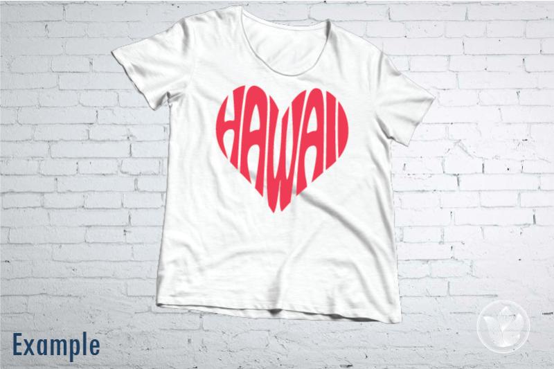 hawaii-word-art-heart-svg-dxf-eps-png-jpg-cut-file