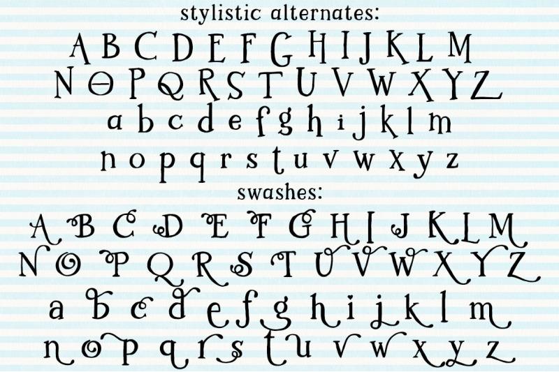 kidlit-a-fun-serif-font