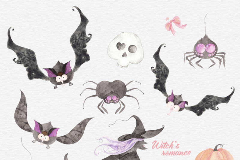 halloween-witch-s-romance-clipart