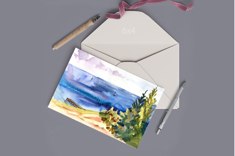 5-watercolor-digital-seascapes