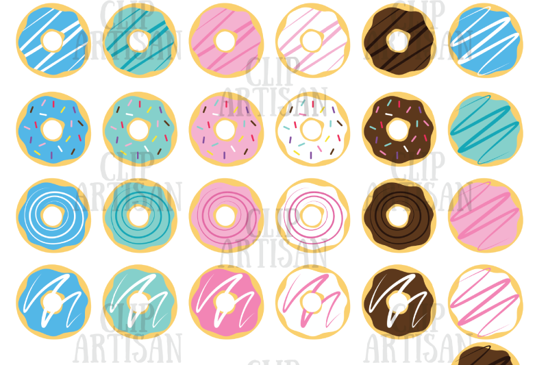 donuts-clipart-doughnuts-clip-art