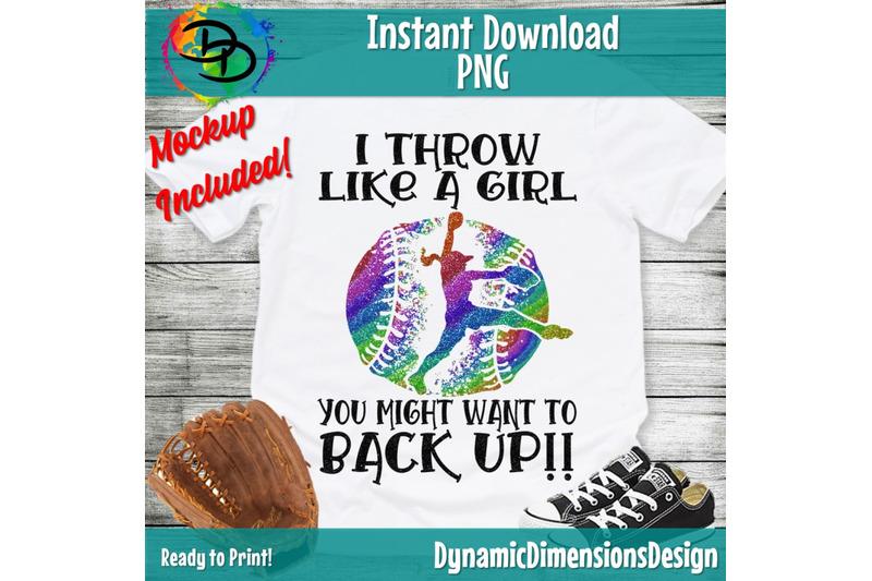 softball-sublimation-throw-like-a-girl-softball-girl-softball-mom