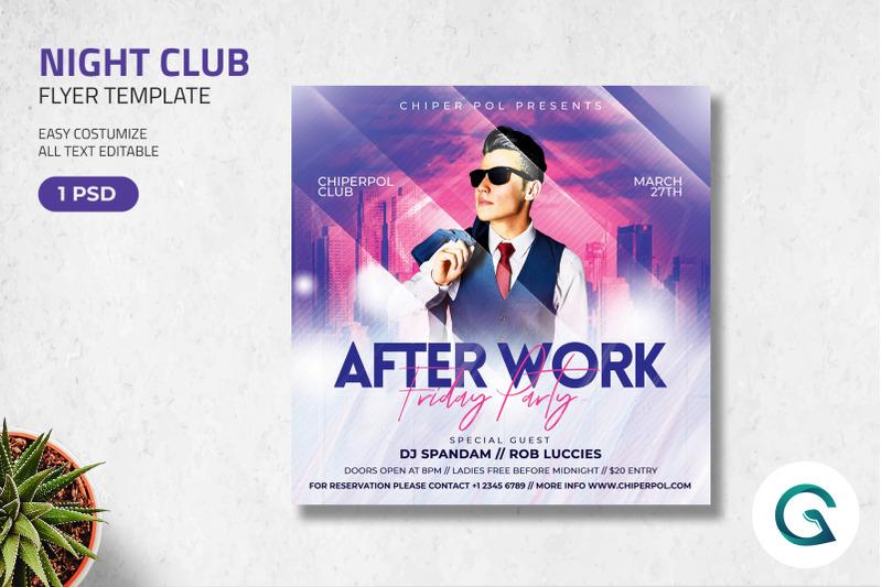 night-club-party-flyer