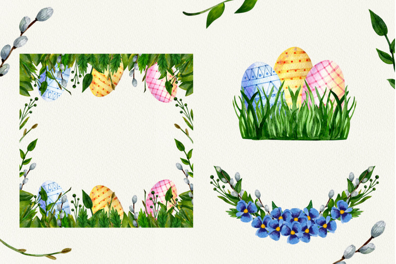 watercolor-set-for-easter