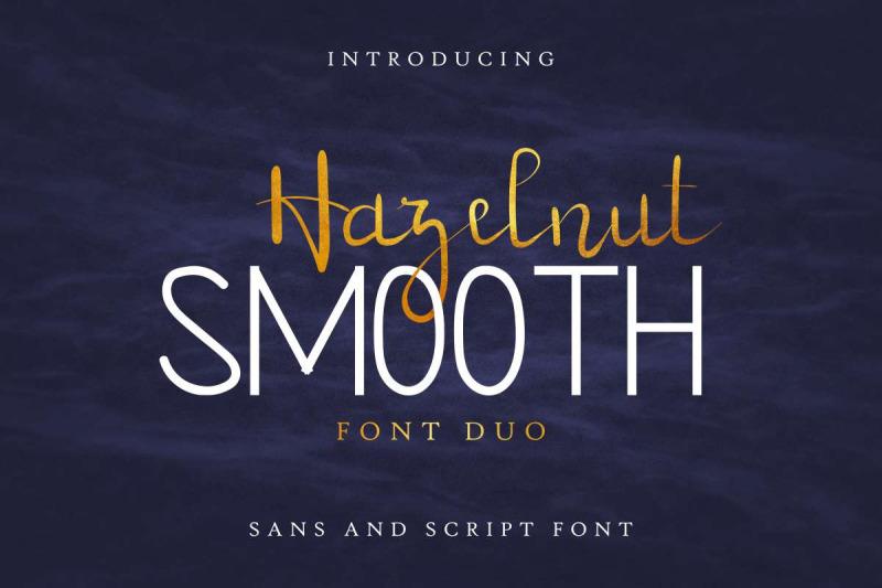hazelnut-smooth