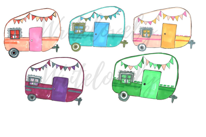 hand-drawn-camper-clip-art