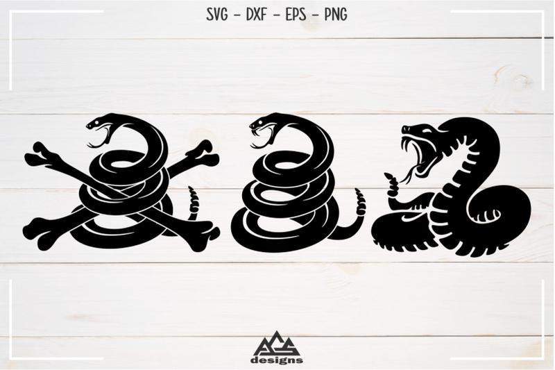 rattle-snake-svg-design