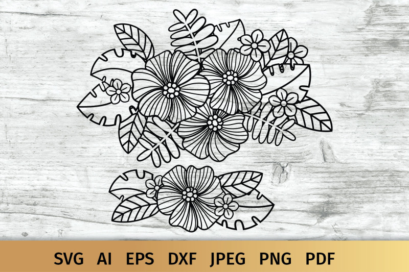 flowers-svg-floral-bouquet-svg