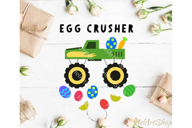 easter-monster-truck-svg-easter-shirt-svg-boy-easter-svg