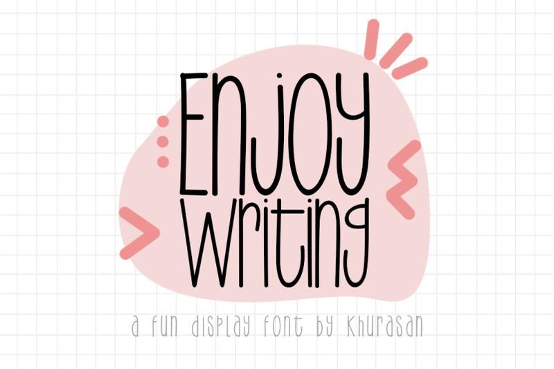 enjoy-writing
