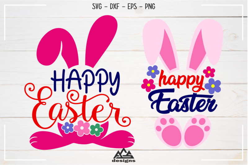 happy-easter-rabbit-bunny-svg-design