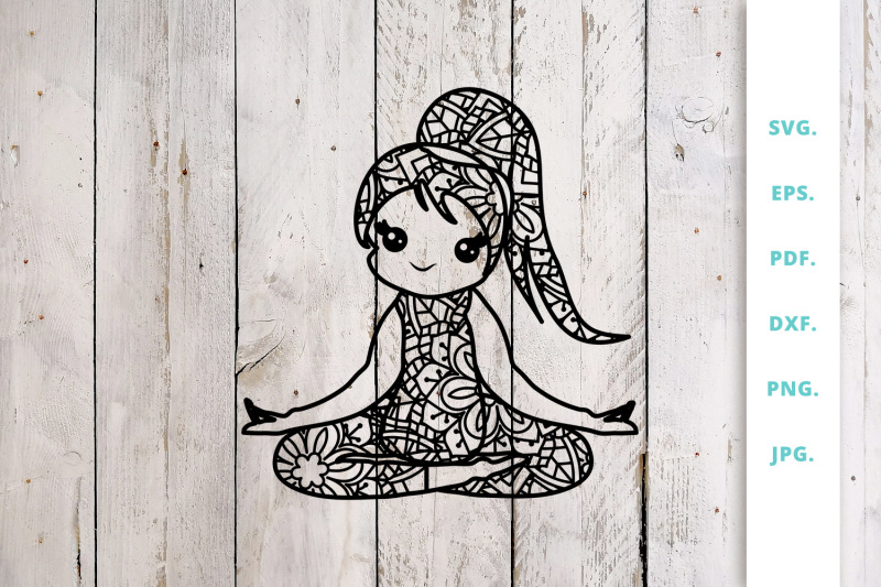 cute-yoga-girl-out-of-mandala-5
