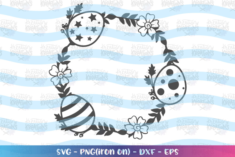 easter-svg-easter-wreath-monogram-circle