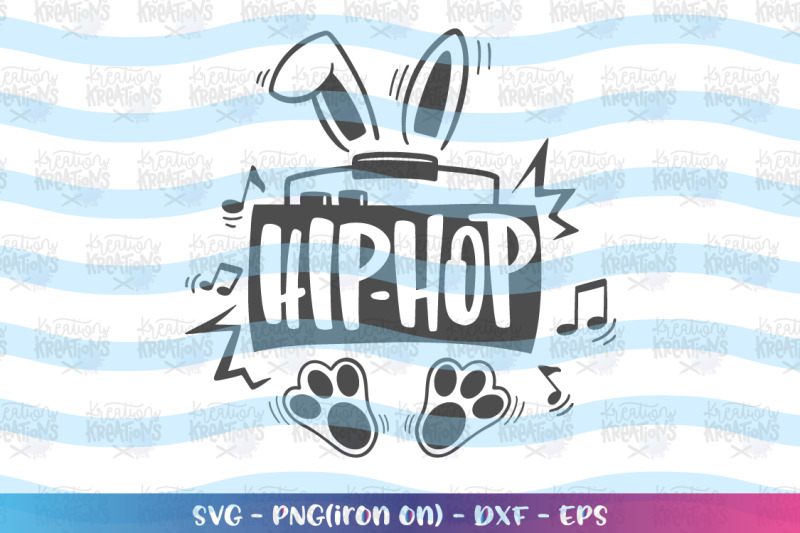 easter-svg-hip-hop-svg-stero