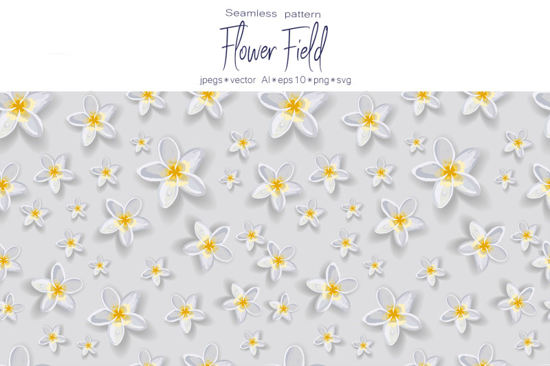spring-set-flower-field-seamless-pattern-and-seamless-border