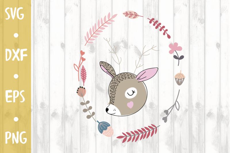 cute-deer-nbsp-svg-cut-file