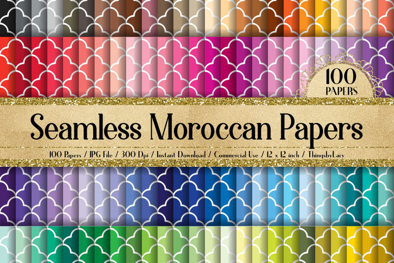 100-seamless-white-moroccan-carpet-pattern-papers