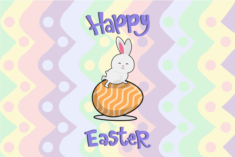 chill-easter-bunny-and-egg