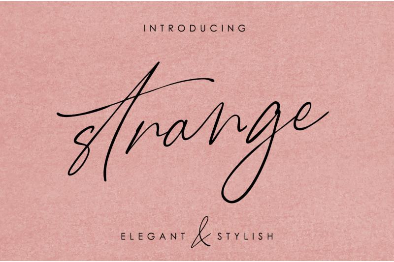 strange-elegant-amp-stylish