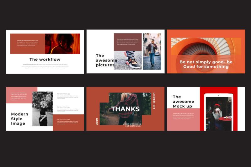 sven-lookbook-creative-powerpoint-template