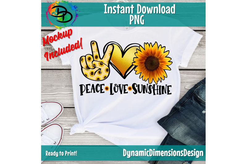 peace-love-sunshine-png-sunflower-png-peace-love-png-heart-png-sun