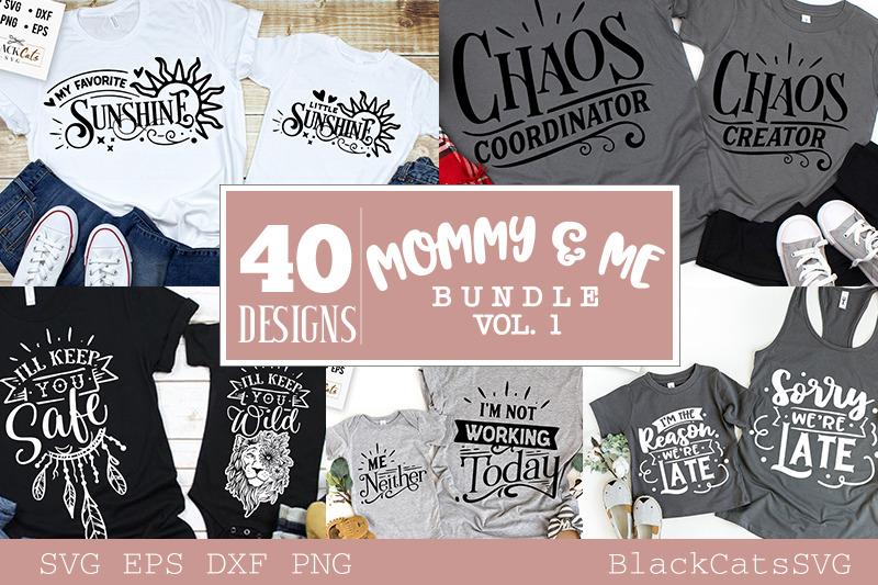 The Blackcatssvg Mothers Day Bundle By Thehungryjpeg