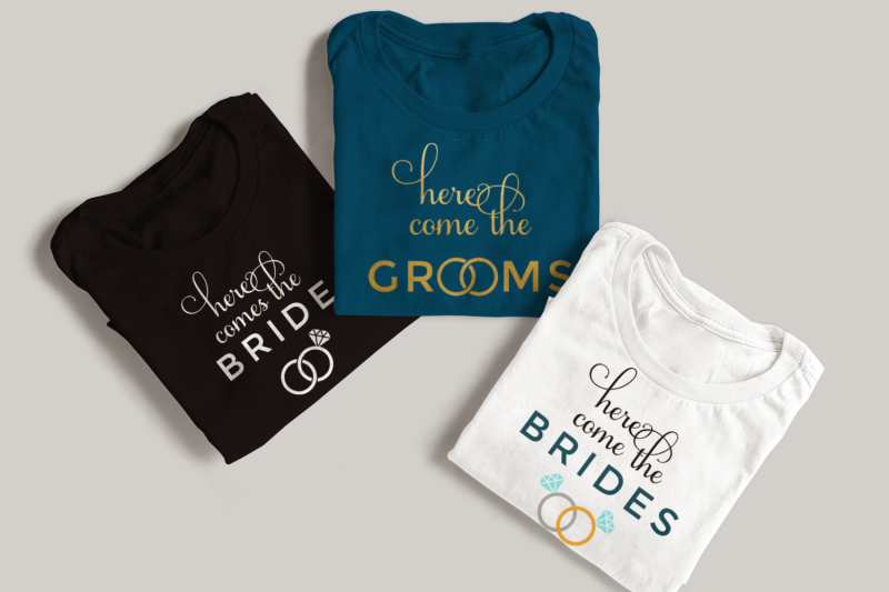 here-comes-the-wedding-trio-svg-png-dxf-eps