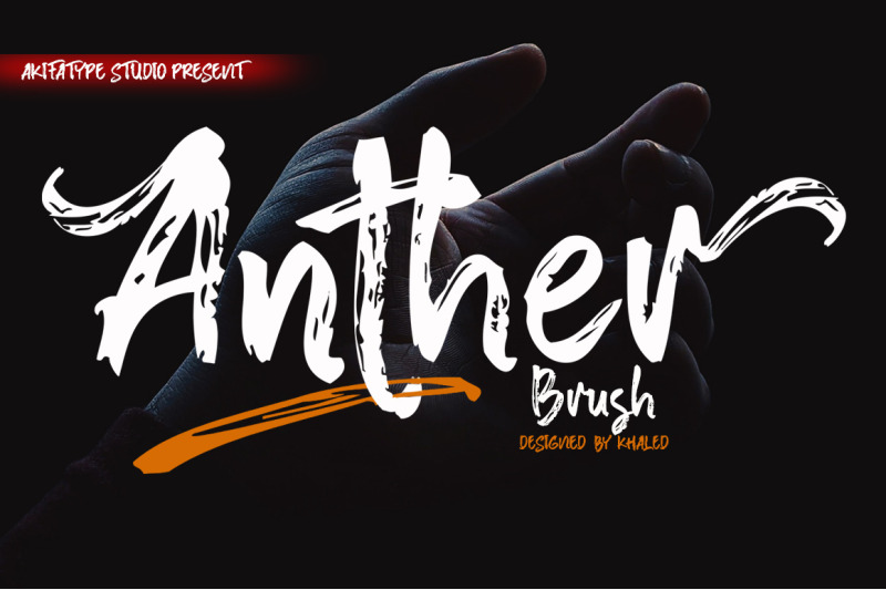 anther-brush