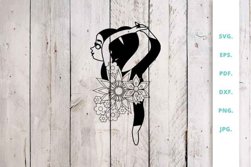 floral-cute-yoga-girl-cut-file-6