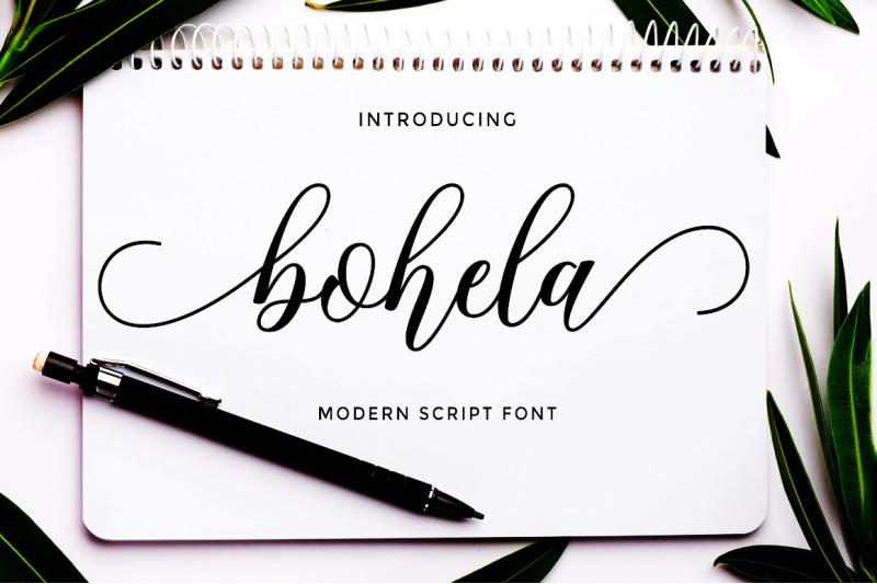 bohela-script