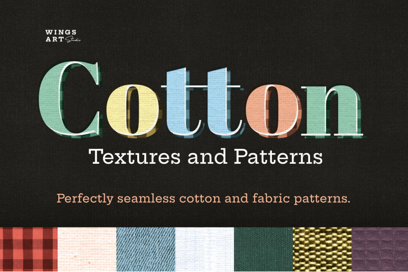 cotton-fabric-textures-and-patterns