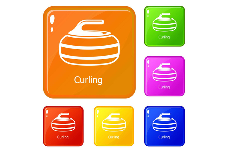 curling-icons-set-vector-color