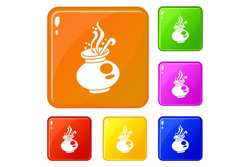 magic-cauldron-icons-set-vector-color