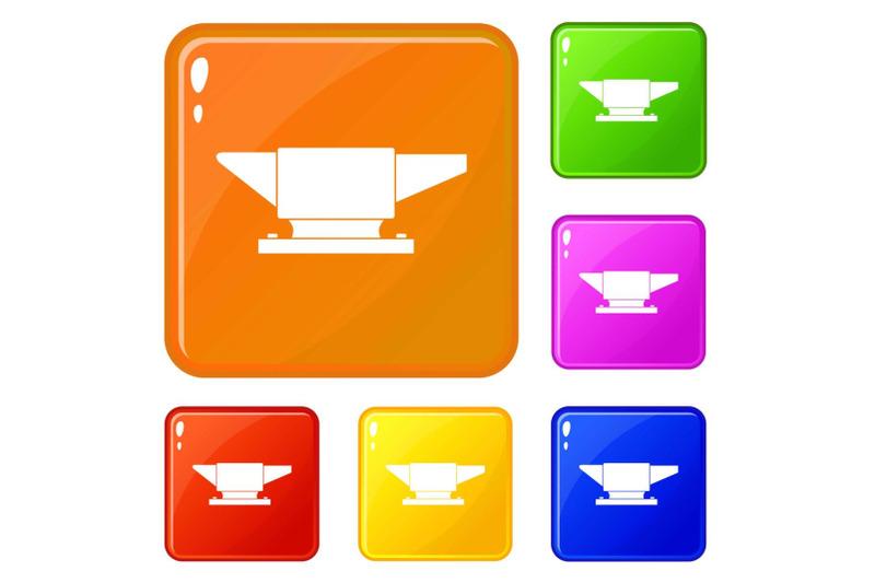 anvil-icons-set-vector-color